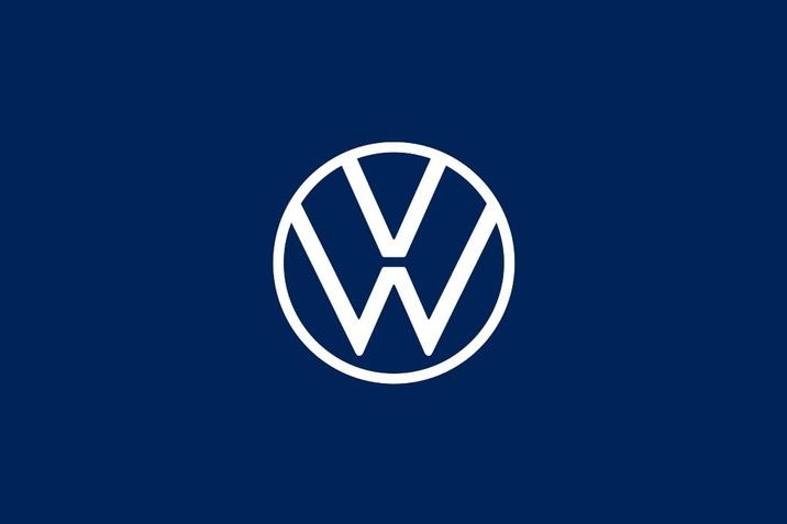 Новий логотип Volkswagen