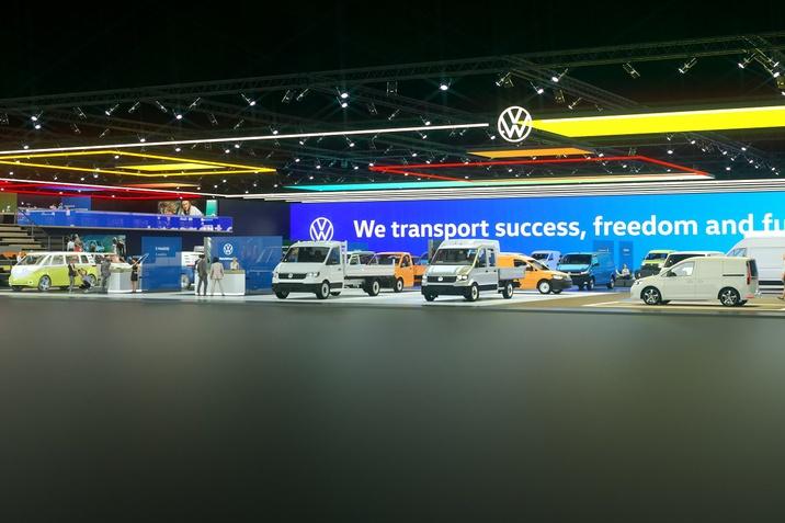 Volkswagen Комерційні автомобілі представляє свої новинки  2020 року у форматі онлайн